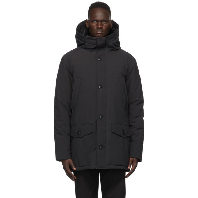 Kanuk Manteau noir Max