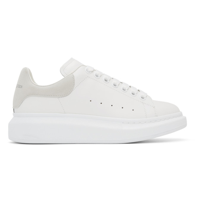 Alexander Mcqueen White And Off-white