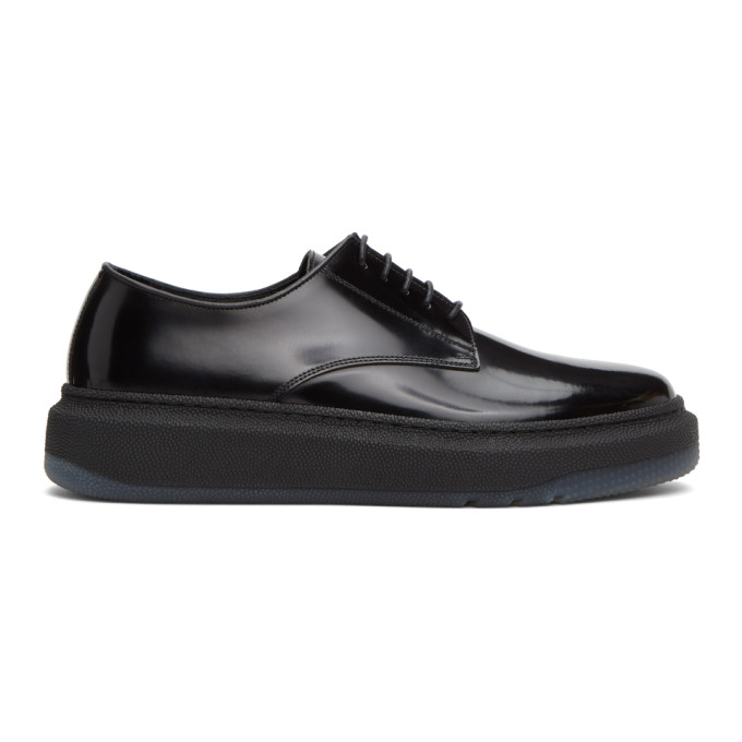 Paul Smith PAUL SMITH BLACK SOANE DERBYS