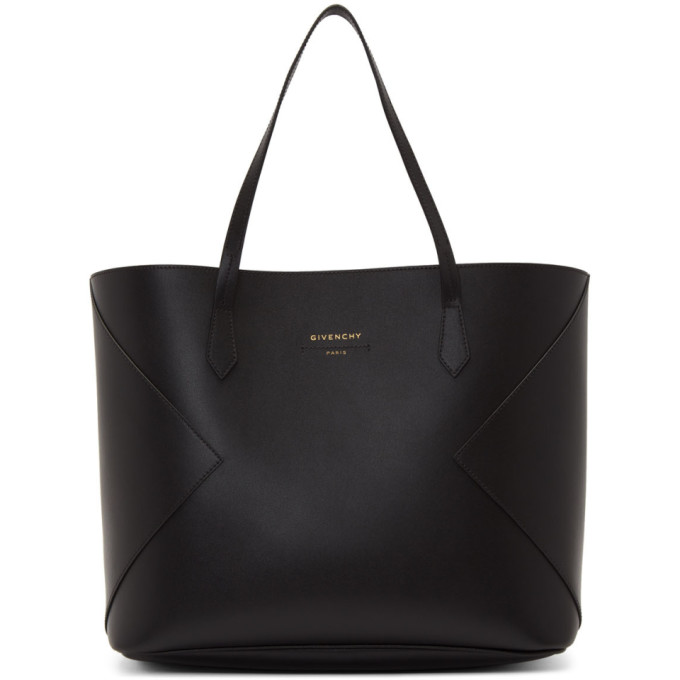 Givenchy GIVENCHY BLACK WING SHOPPING TOTE