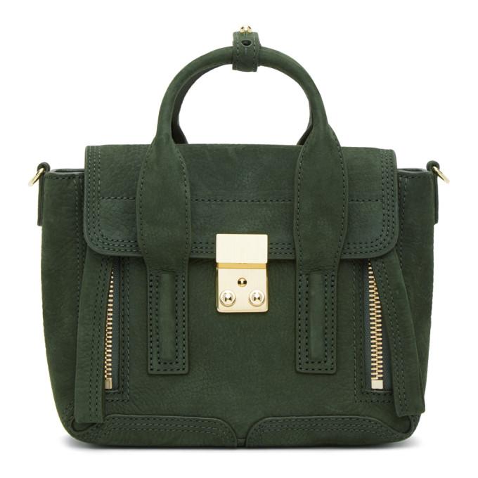 31 Phillip Lim Green Mini Pashli Bag 202283F04708001