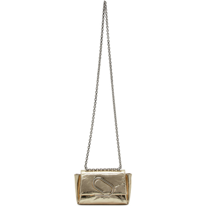 31 Phillip Lim Gold Nano Alix Soft Chain Shoulder Bag 202283F04808301