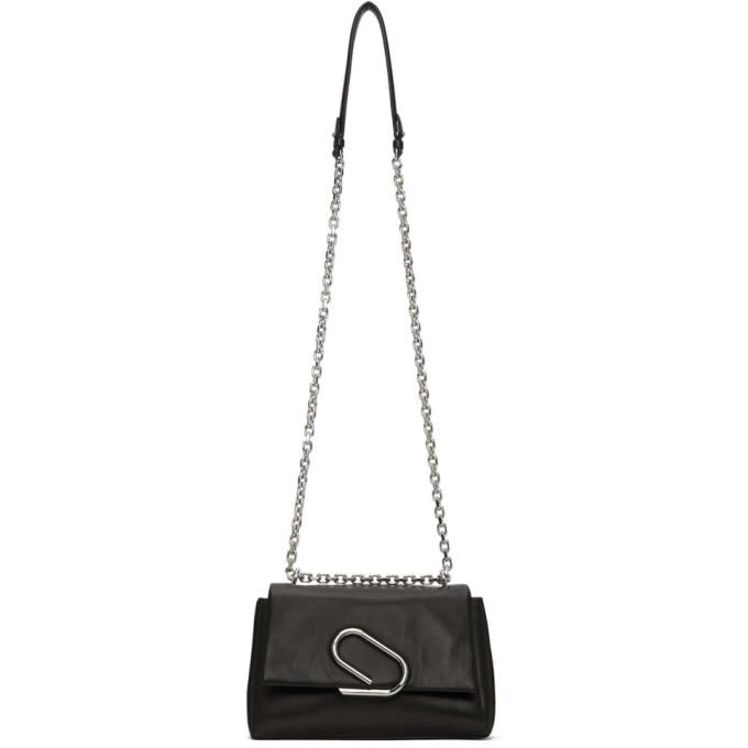 31 Phillip Lim Black Alix Soft Chain Bag 202283F04809001