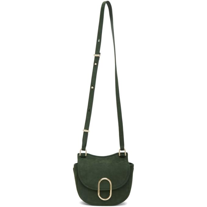 31 Phillip Lim Green Mini Alix Hunter Bag 202283F04809301