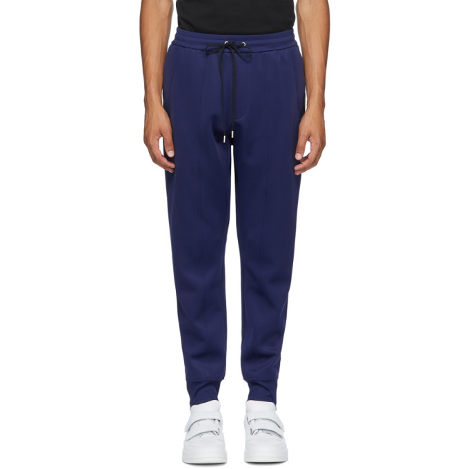 31 Phillip Lim Blue Tapered Track Pants 202283M19001201