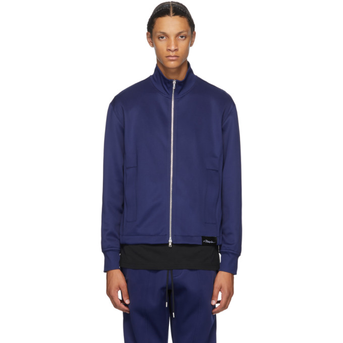 31 Phillip Lim Blue Track Jacket 202283M20202602