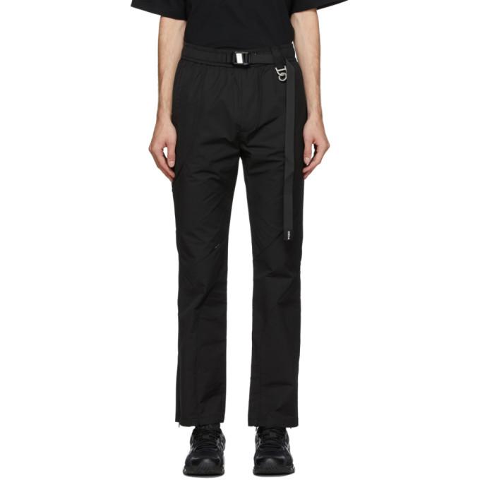 C2H4 Pantalon de survetement noir Intervein