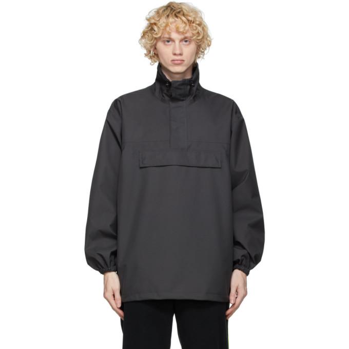 Gr10k Grey Gore-tex® Smock Anorak Jacket