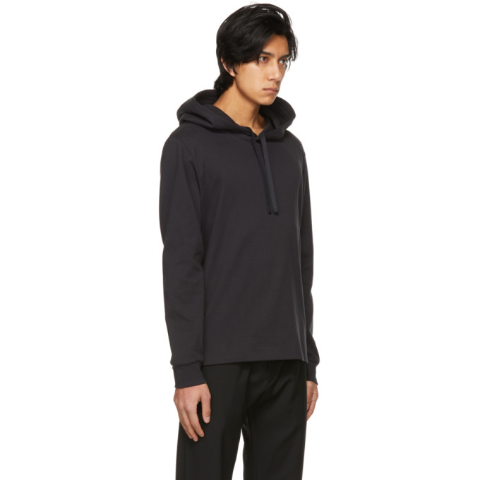 THE ROW Cottons THE ROW BLACK MENDO HOODIE