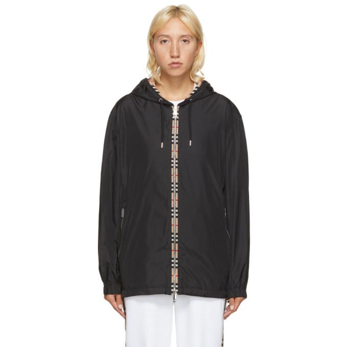 Burberry Burberry Black Everton Jacket