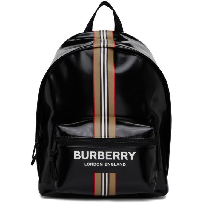 BURBERRY BURBERRY BLACK JETT BACKPACK