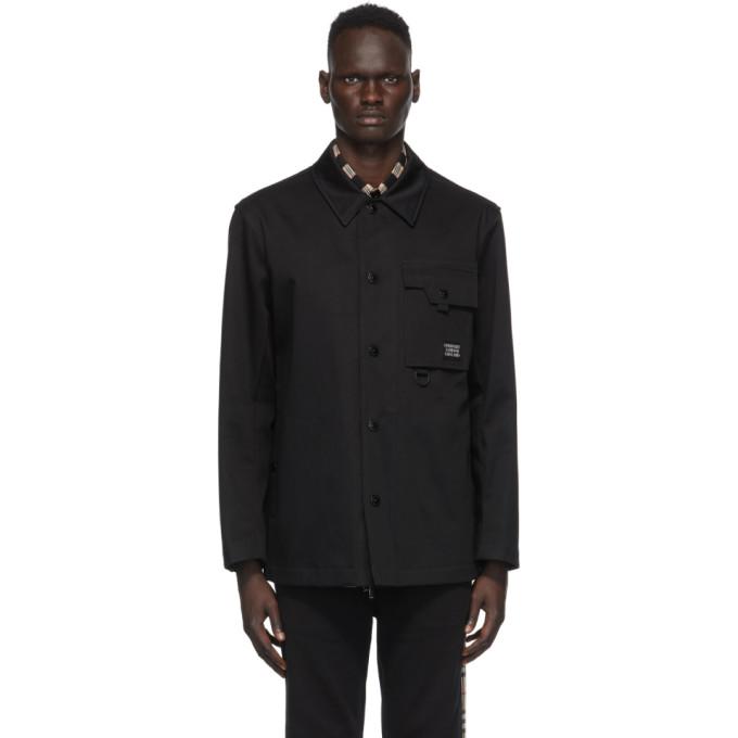 Burberry Burberry Black Calverton Jacket