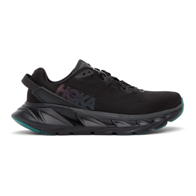 Hoka One One Black Elevon 2 Sneakers