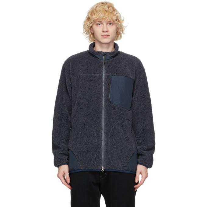 Descente Allterrain Descente Allterrain Grey Boa Jacket