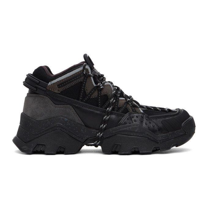 Kenzo Black Inka Sneakers  - buy with discount