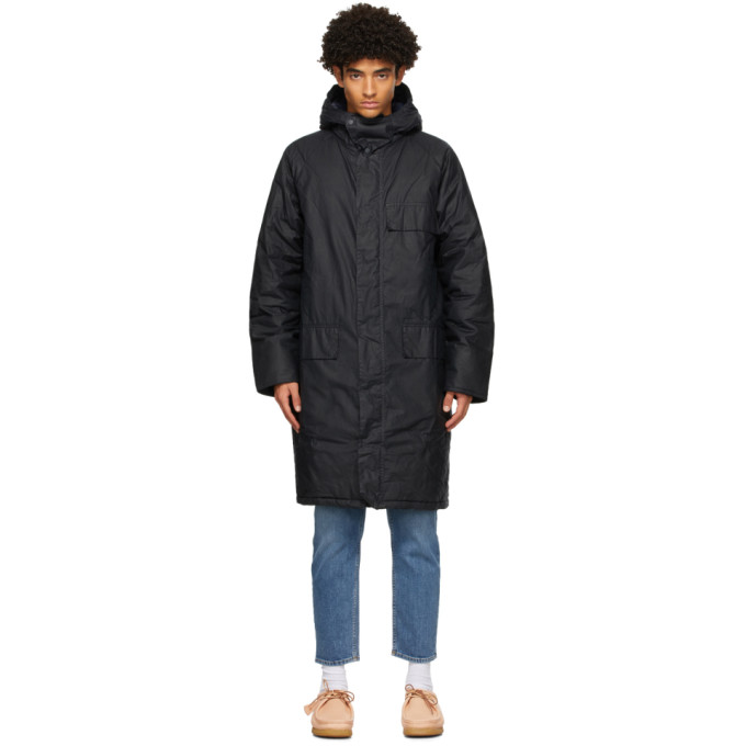 Barbour Barbour Navy Norse Projects Edition North Sea Parka