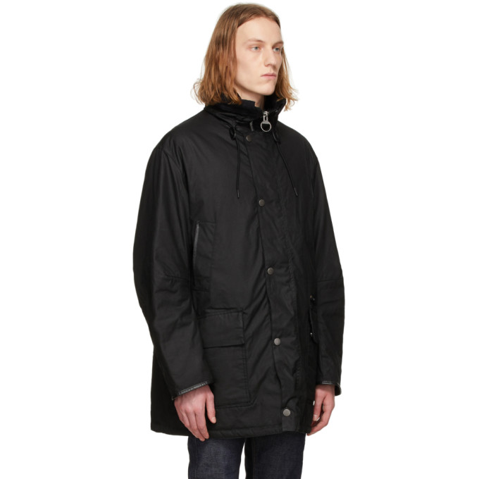Barbour Black Gold Standard Supa-border Jacket