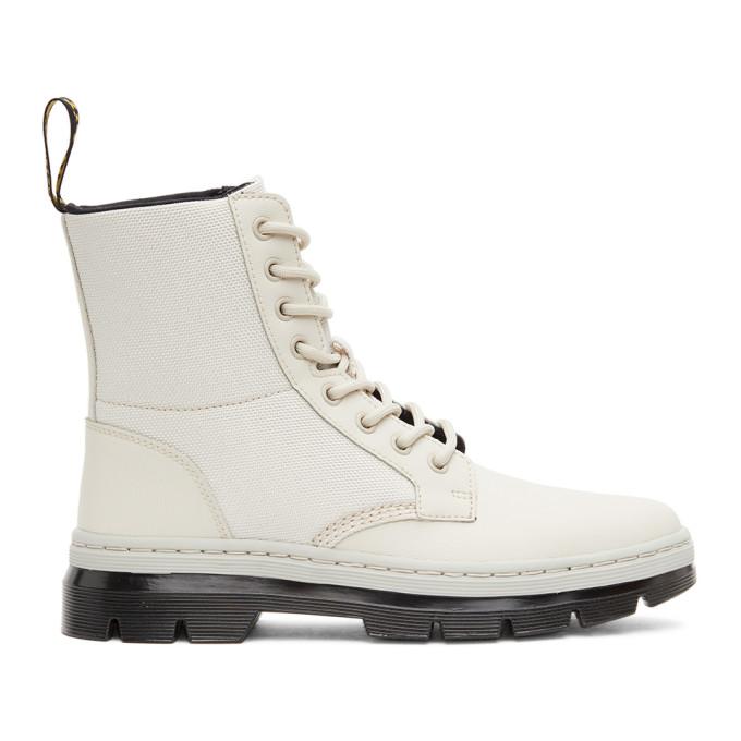 オフホワイト Combs 2 ブーツ