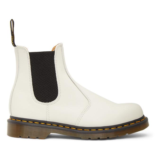 ホワイト 2976 チェルシー ブーツ