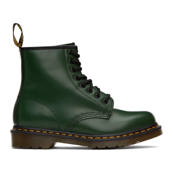 グリーン 1460 ブーツ