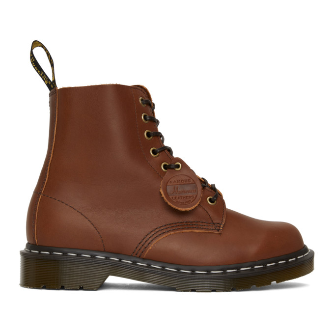 Dr. Martens Horween コレクション Made in England 1460 ブーツ