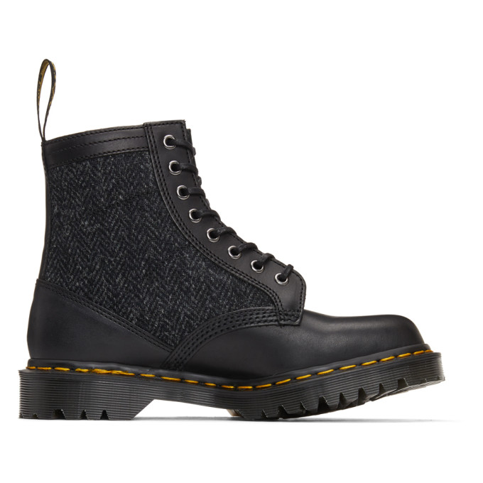 Dr. Martens Harris Tweed Edition Made In England 1460 ブーツ