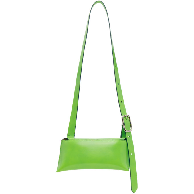 Venczel Green V8-s Shoulder Bag In Poisongreen