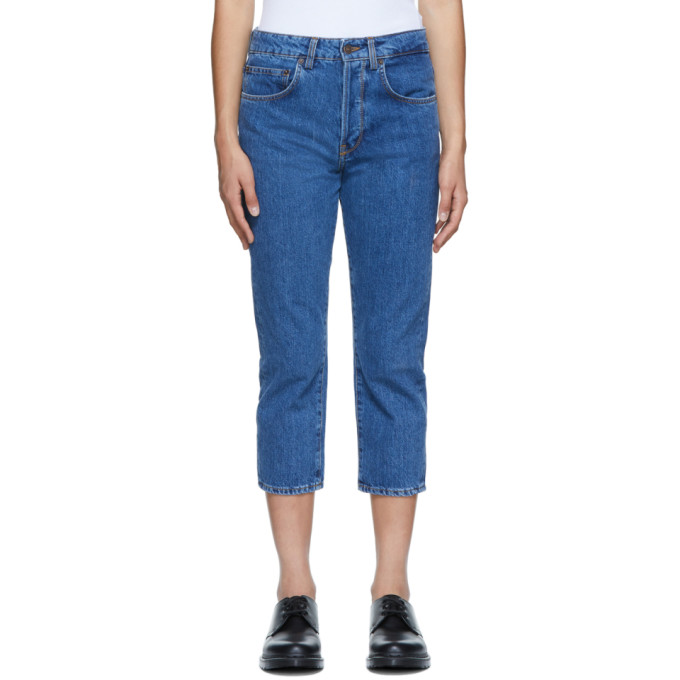 6397 Jean bleu Shorty