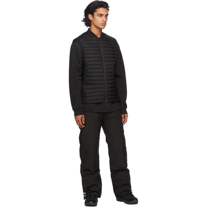 VEILANCE Clothing VEILANCE BLACK DOWN CONDUIT LT VEST