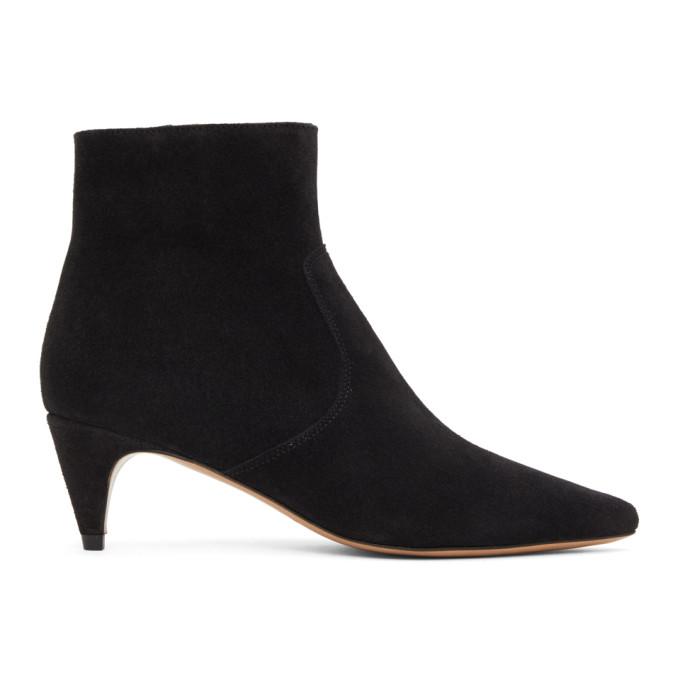 Isabel Marant Black Derst Boots