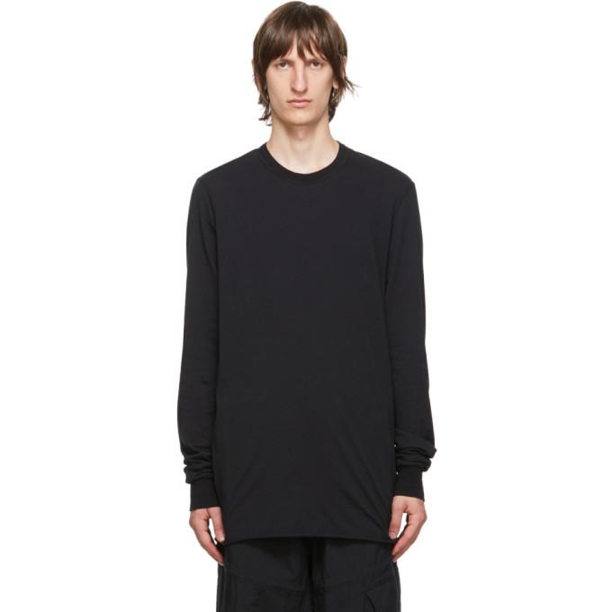 11 by Boris Bidjan Saberi Black Cotton Dye T Shirt 202610M21301902