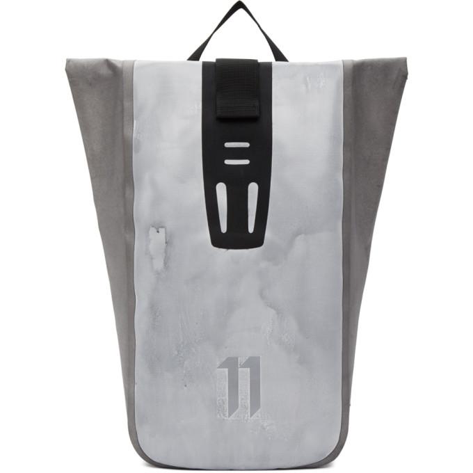 11 by Boris Bidjan Saberi Grey Ortlieb Edition Velocity2 Backpack 202616M16600701