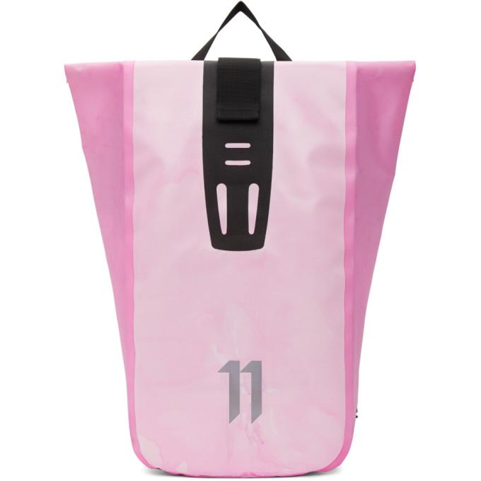 11 by Boris Bidjan Saberi Pink Ortlieb Edition Velocity2 Backpack 202616M16601001