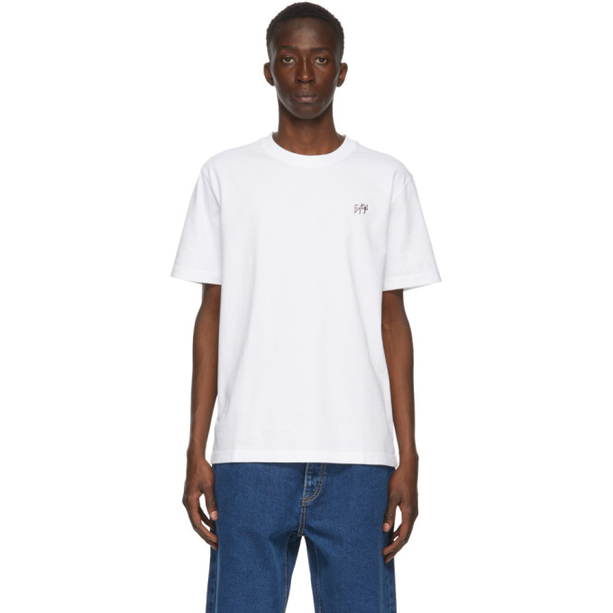 Eytys T-shirt blanc Smith