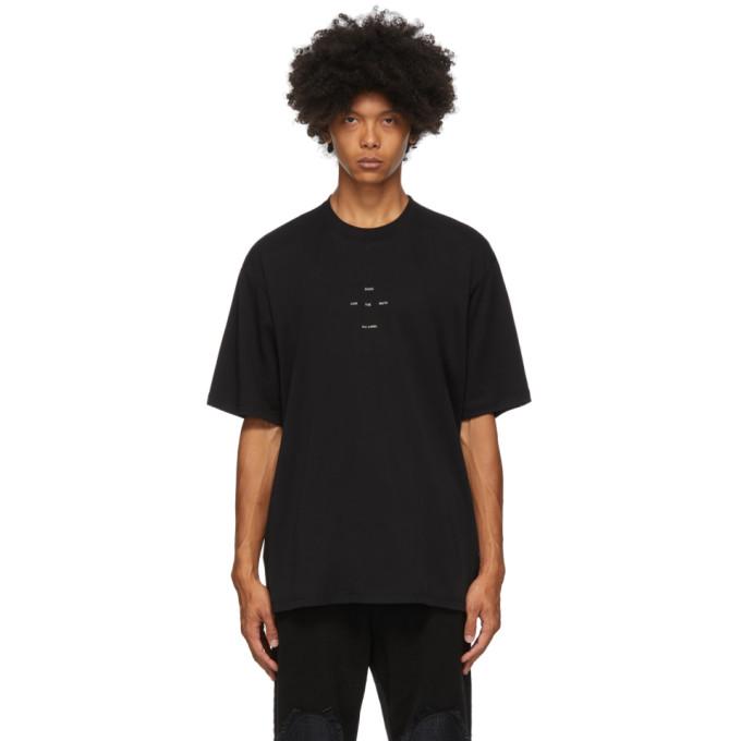 Song For The Mute T-shirt a logo noir