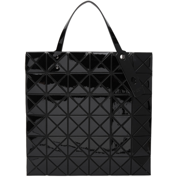 Bao Bao Issey Miyake Black Lucent Basic Tote  - buy with discount