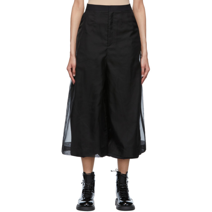 Enfold Pantalon etage noir