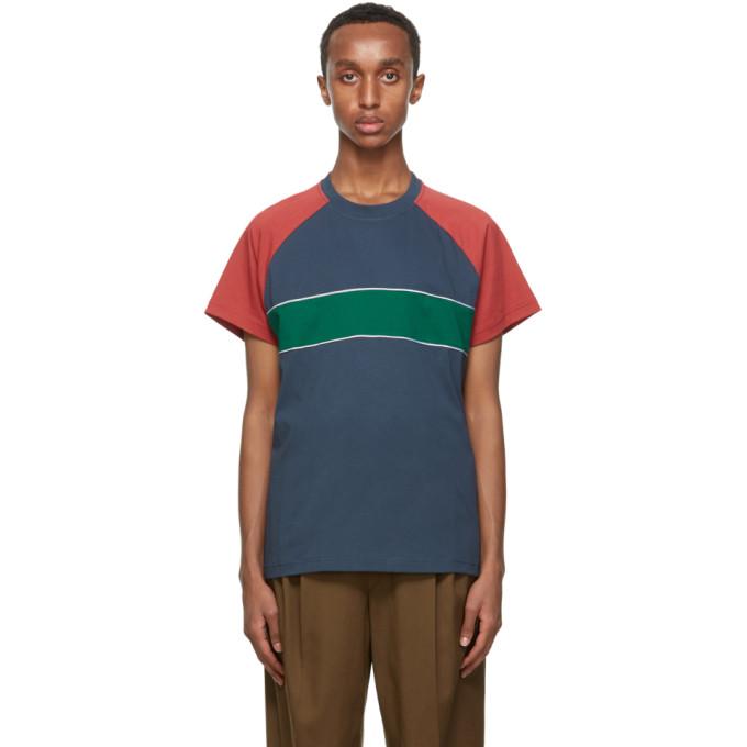 Wales Bonner T-shirt multicolore George