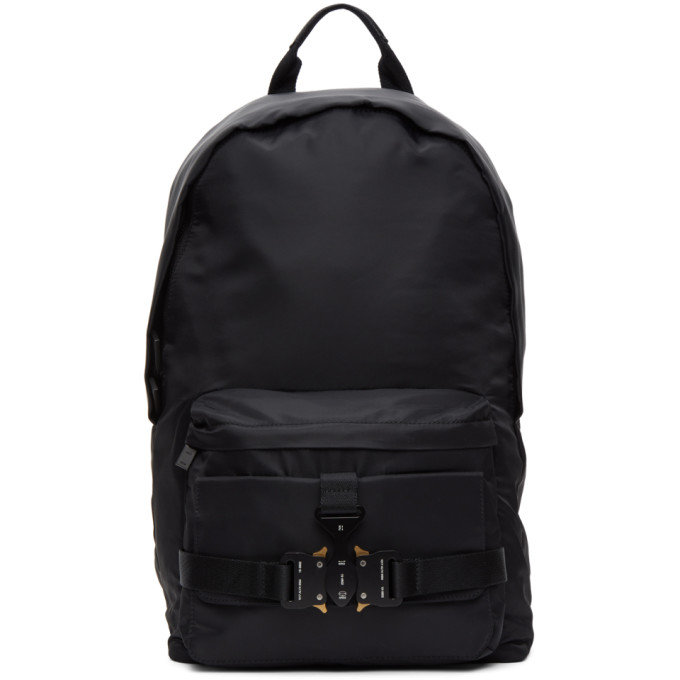 1017 ALYX 9SM Black Tricon Backpack 202776F04202301