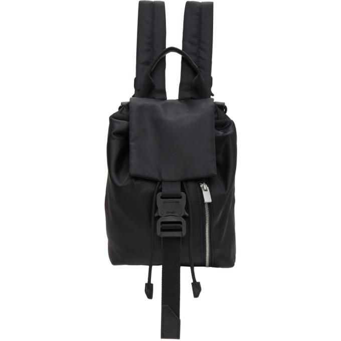1017 ALYX 9SM Black Small Tank Backpack 202776F04202401