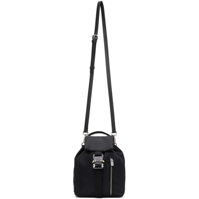 1017 ALYX 9SM Black Baby X Bag Backpack 202776F04202901