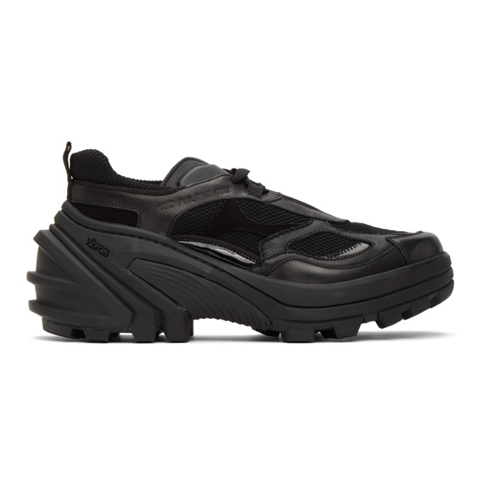 1017 ALYX 9SM Black Indivisible Sneakers 202776F12800304