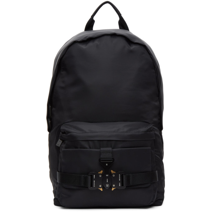 1017 ALYX 9SM Black Tricon Backpack 202776M16607801