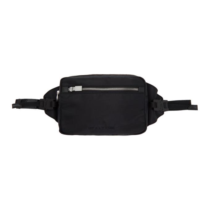 1017 ALYX 9SM Black Fuoripista Belt Bag 202776M17107901