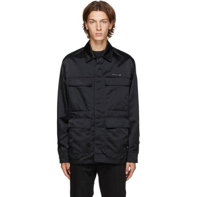 1017 ALYX 9SM Black Edge Shirt 202776M19205002