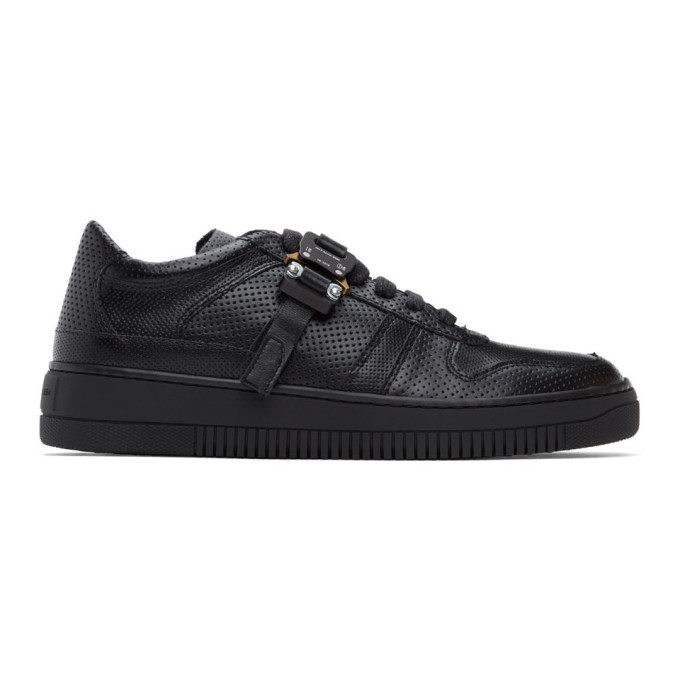 Alyx 1017 ALYX 9SM BLACK BUCKLE SNEAKERS