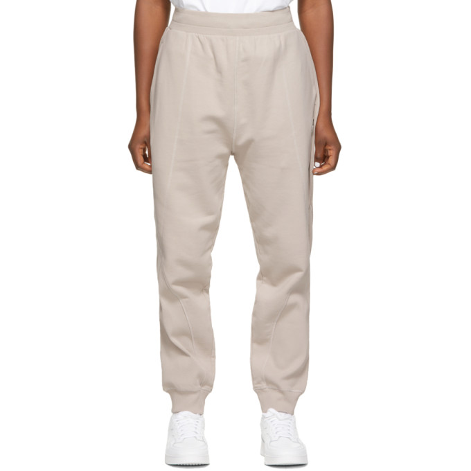 A-COLD-WALL* Pantalon de survetement beige Mies Contour