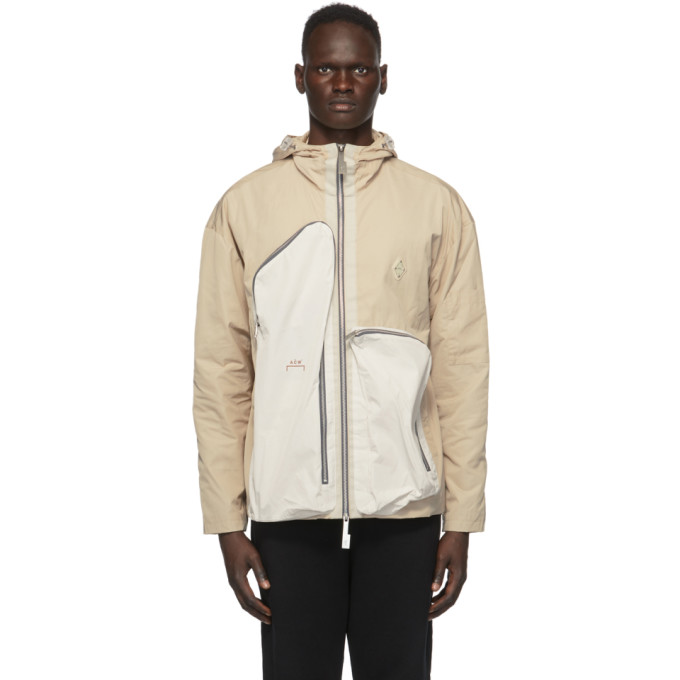 A-COLD-WALL A-COLD-WALL* Taupe Passage Jacket
