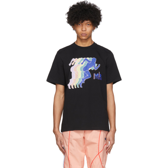 SSENSE Exclusive Black Peace Print T-Shirt