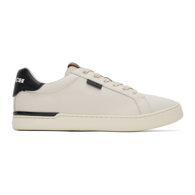 Coach COACH 1941 OFF-WHITE LOWLINE LOW TOP SNEAKERS